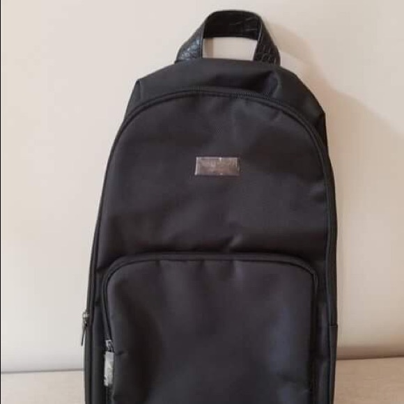 best choice shop for genuine select for authentic Jimmy Choo Parfums Backpack Bag New NWT